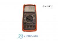 Мультиметр цифровой М4583/2Ц