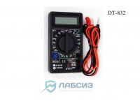 Мультиметр цифровой Mastech DT-832
