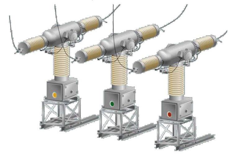 Испытания воздушных выключателей