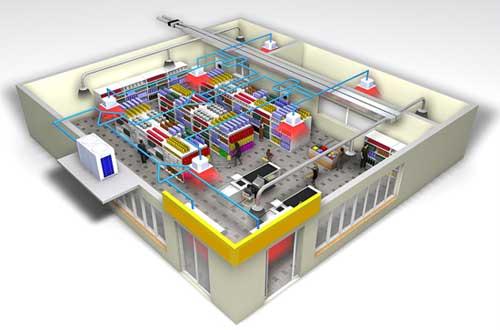 Проектирование электрики промышленных предприятий